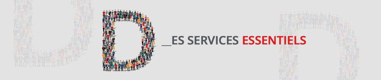 Des services essentiels
